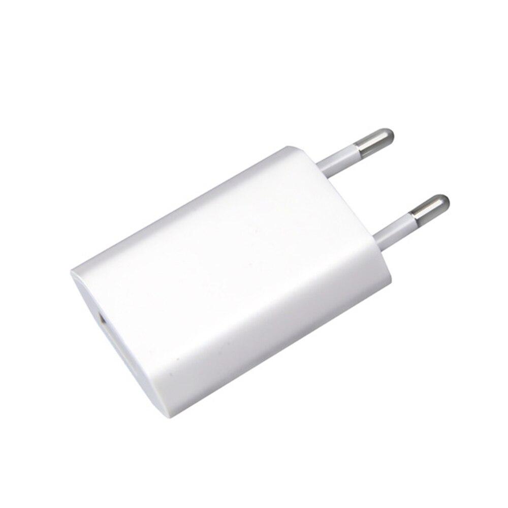 D'origine Apple UE Plus USB Puissance Adaptateur A1400 Europe Voyage Adaptateur Mural Chargeur pour iPad, iPhone SE/5/6/6 s/7, Android SmartPhone