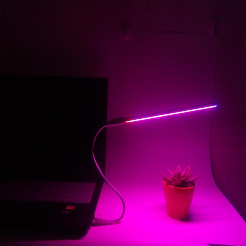 Levou Crescer Luzes usb 3 w 5 w Características : Led Grow Light Usb