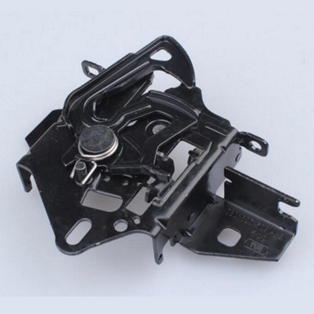 New Engine Bonnet Hood Latch Release Lock Lower Part For VW Passat B5 2001-2005