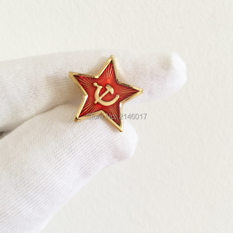 pins pin/'s flag badge lapel star red button urss ussr cccp soviet union russia