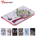 TopArmor print case for samsung galaxy tab 3 lite 7.0 SM-T110 T111 7'' tablet cover case for samsung t113 t116
