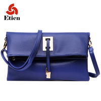 Women S Bag Folding Clutch Female Models The New Classic Style Fashion Elements Ms Long Section