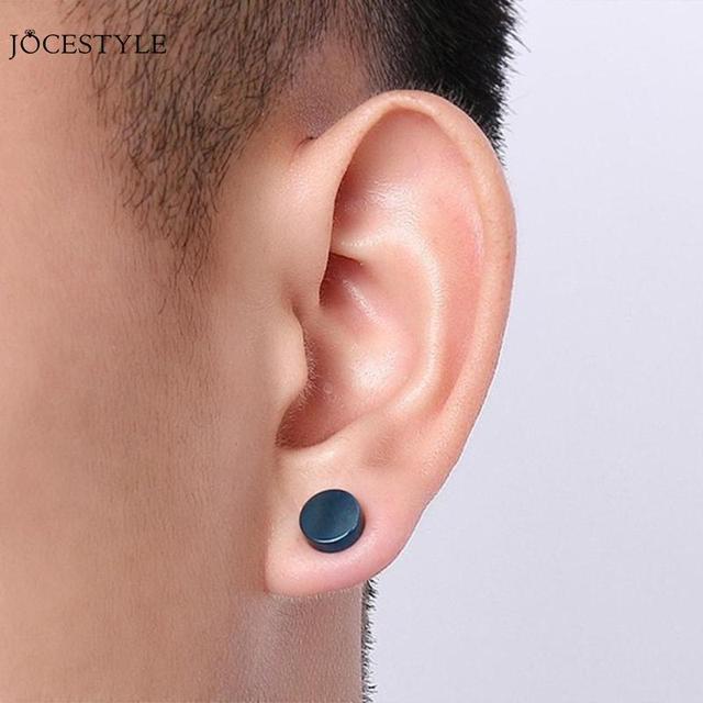 Punk Stainless Steel Magnetic Ear Stud Non Piercing Fake Earrings Magnetic Ear Stud Women Men Jewelry.jpg 640x640 - Punk Stainless Steel Magnetic Ear Stud Non Piercing Fake Earrings Magnetic Ear Stud  Women Men Jewelry Decor Gifts
