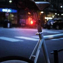 Rechargeable Bicycle Brake Light