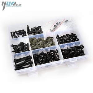Image 4 - Discounted prices Motorcycle CNC Fairing Bolt Screw Fastener For honda cbr 600 f4i aprilia rs 125 cbr drz400 motorcycle hand pr