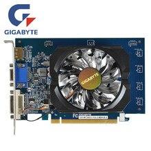 GIGABYTE GT730 1GB tarjeta de vídeo GV-N730D3-1GI D3 GDDR3 tarjetas gráficas nVIDIA Geforce GT 730 1G Hdmi Dvi VGA de tarjetas