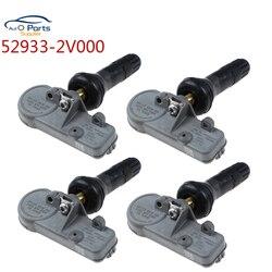 4 шт./партия 315 МГц оригинальный датчик давления в шинах монитор TPMS для hyundai Veloster 2012-2015 52933-2V000