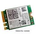 Intel banda dual inalámbrico-n 7260ngw 2*2 m.2 11agn + bt4.0 tarjeta combo para lenovo thankpad t440 t440s t440p, FRU 04X6008 20200553