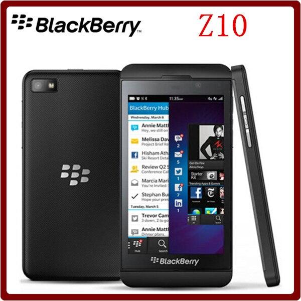 bilder für Z10 Original Entriegelt Blackberry Z10 4,2 ''8MP LTE 4G 16 GB ROM 2 GB RAM GPS WIFI Refurbished Smartphone Kostenloser Versand