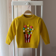 Autumn Baby Girls Sweater