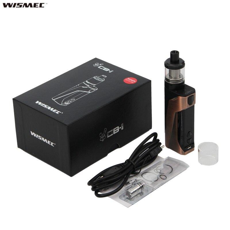 100% Original Wismec CB-60 avec Amor NS Kit 60 W CB-60 Mod et 2 ml Amor NS atomiseur