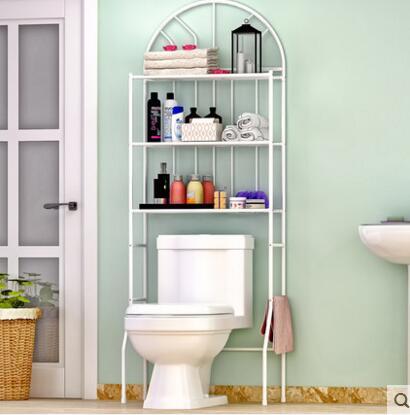 Cadre de cuvette de toilette de salle de bains. Le support de ...