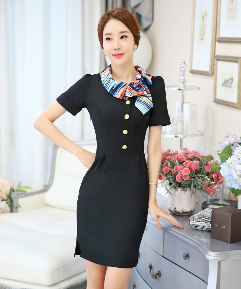 Popular Dress Office Uniform Buy Cheap Dress Office