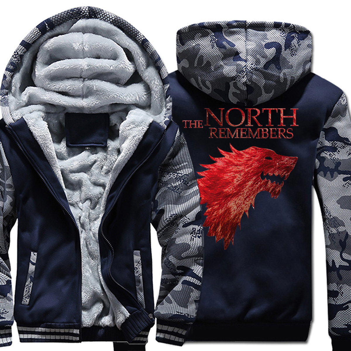 New God of War Men 3d Jacket Baseball Winter Autumn Cotton Fashion Long Sleeve 3D Jackets