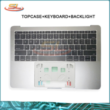 Genuine New TopCase for MacBook Pro Retina 15″ A1707 with Keyboard+Backlight US Germany layout 2016 Year EMC3072 EMC3162