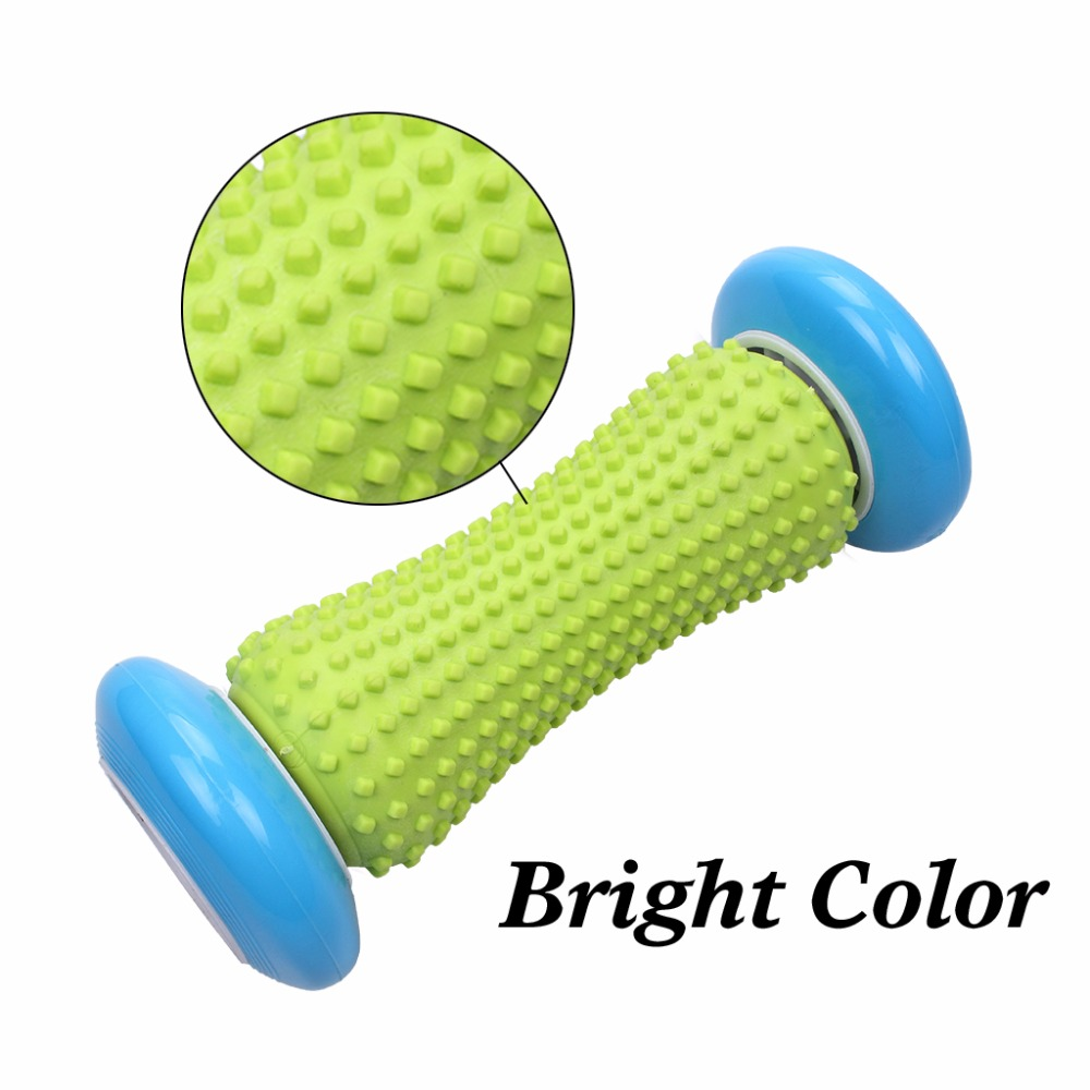 Foot Hand Massage Roller Trigger Point Deep Tissue Physical Therapy For Plantar Fasciitis Heel Foot Arch Pain Relief Yoga Fitness (3)