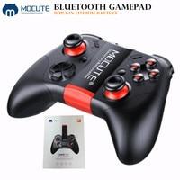 50 шт Mocute 054 Bluetooth геймпад мобильный Joypad Android беспроводной джойстик Джойстик для игр в виртуальной реальности смартфон Tablet приставка для теле...