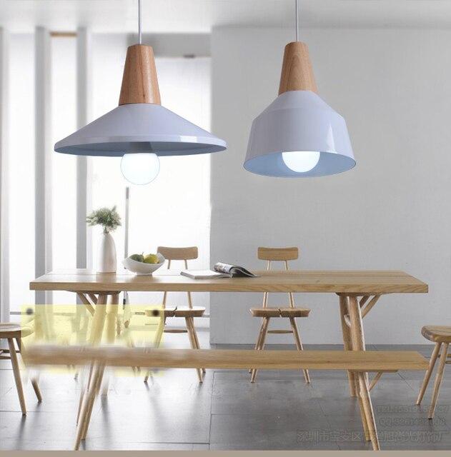 Lampu Modern Liontin Untuk Ruang Makan Dapur Restoran Aluminium