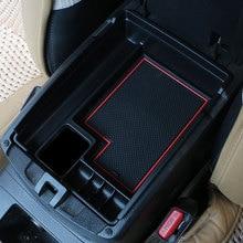 Carmilla Central Storage Pallet Armrest Container Box Case For Nissan X-trail Xtrail X Trail T32 Rogue 2013-2017 Car Accessories