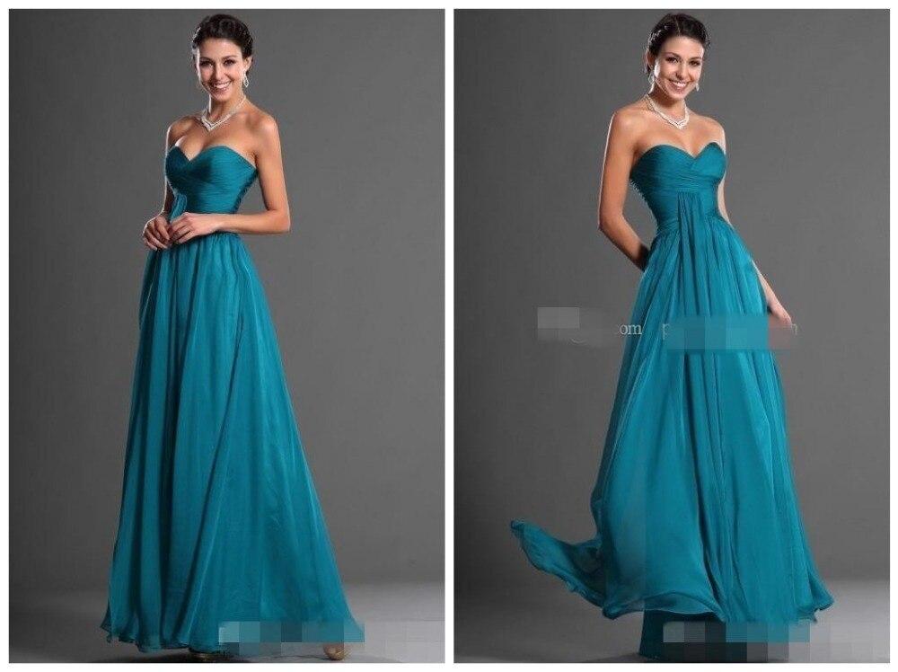 Dark Teal Wedding Dresses - Missy Dress