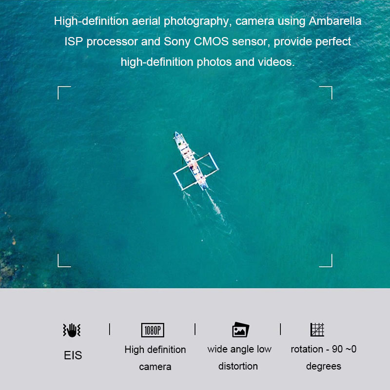 Image 4 - Xiaomi  Fimi A3 Drone HD camera Video recording Multiple Infrared Operations  Multi function Mini UAV GPS & GLONASS system-in RC Helicopters from Toys & Hobbies