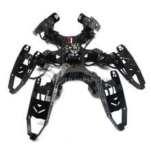 Montiert Robo-Seele CR-6 Hexapod Robtics Sechs-sechsbeinigen Spinne Roboter mit 20CH Controller & Digital Servo