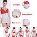 3 pçs/set maternidade mulheres de cinto de recuperação barriga cintura Tummy banda magro Shapewear