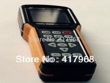 JDS2012A TFT экран 4000 графы 20 МГц 200MSa/с портативный usb-накопитель Mulitmeter и Осциллограф портативный осциллограф