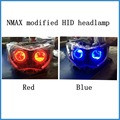 Modified motorcycle parts Headlight HID head light LED headlamp front lamp for YAMAHA NMAX 155 NMAX155 NMAX125