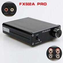 新しいfx オーディオFX502AプロハイファイミニオーディオデジタルホームシアターアンプTPA3116 TA2021 2*50ワット
