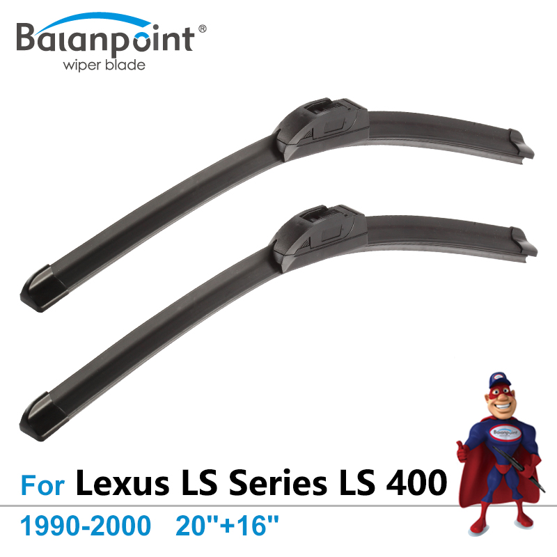 Car Wiper Blade For Lexus LS Series LS <font><b>400</b></font> 1990-2000 20