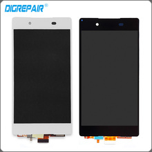 "5.2"" White Black For Sony Xperia Z3+ Z3 Plus Z4 E6553 E6533 E5663 LCD Display Touch Screen Digitizer Assembly Replacement Parts"