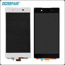 "5.2 ""Белый Черный для Sony Xperia Z3 + Z3 плюс Z4 E6553 E6533 E5663 ЖК-дисплей Дисплей Сенсорный экран планшета Ассамблеи Запчасти для авто"