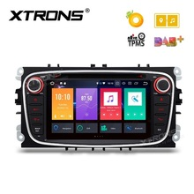 Android 8.0 Oreo OS 7″ Car DVD Multimedia Navigation GPS Radio for Ford Focus II 2008-2011 & C-Max 2008-2011 & S-Max 2008-2011