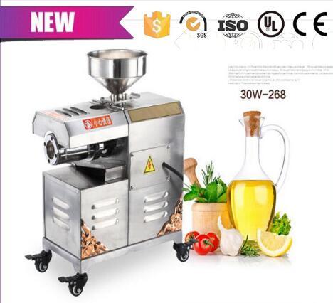 Livraison gratuite petit extracteur d'huile presse à olive machine presse à froid presse à huile colophane machine - 3