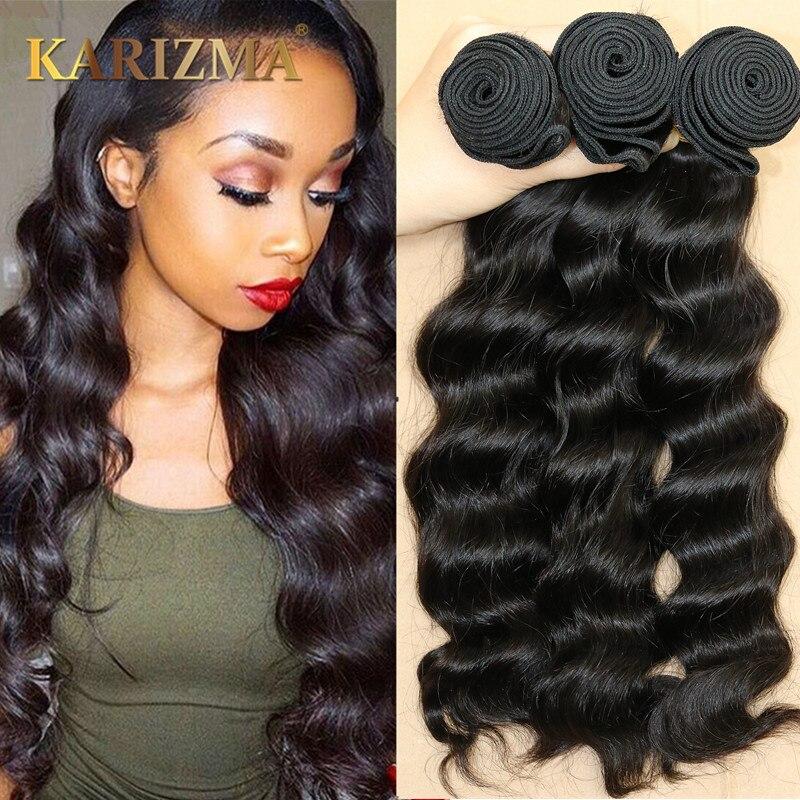 Loose Deep Wave Brazilian Hair Aliexpress Com Buy 10a