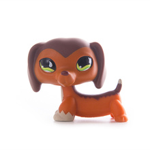 LPS Pet Shop Presents littlest Toys Dachshund Dog Cat Dolls Action Figures Model High Quality Limited Collection Gifts Girl