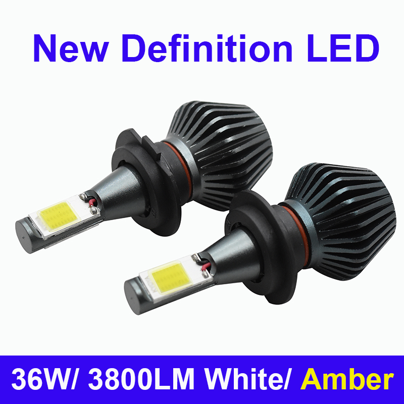 2X Car LED headlight H7 H11 H8 H9 H1 H3 9005 9006 881 880 LED Head Lamp LED Fog Lamp Driving Light Conversion Kit All In One 1 pair car headlight bulb kit 12v 50w automobile headlamp zes lumileds led chip auto head light fog lamp 9005 9006 h11 h4 h7 h1