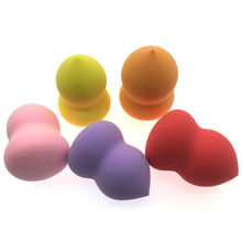 2016 Makeup Foundation Sponge Blender Blending Cosmetic Puff Flawless Powder Smooth Beauty Make Up Tools set kits