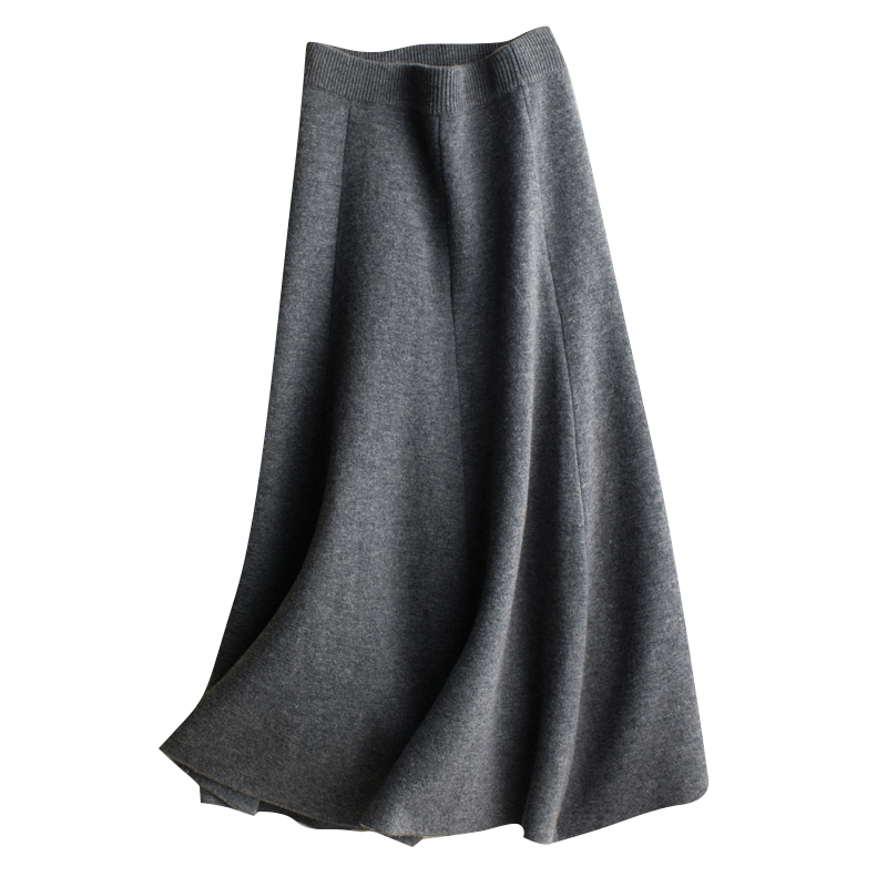 Hot 2019 Women s Sexy Skirt High Quality Cashmere Free Shipping