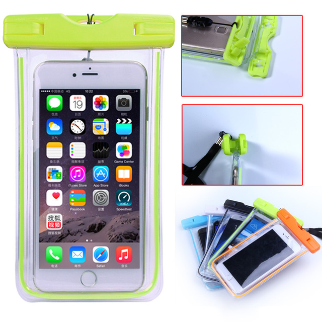 classic fit 6d991 0c1c0 US $2.99 |Waterproof Case Underwater Bag For iPhone X 8 6s 7 Plus for  Samsung Galaxy S8 Plus J5 J7 Prime S7 Edge 6 Inch Water Proof Pouch-in  Phone ...