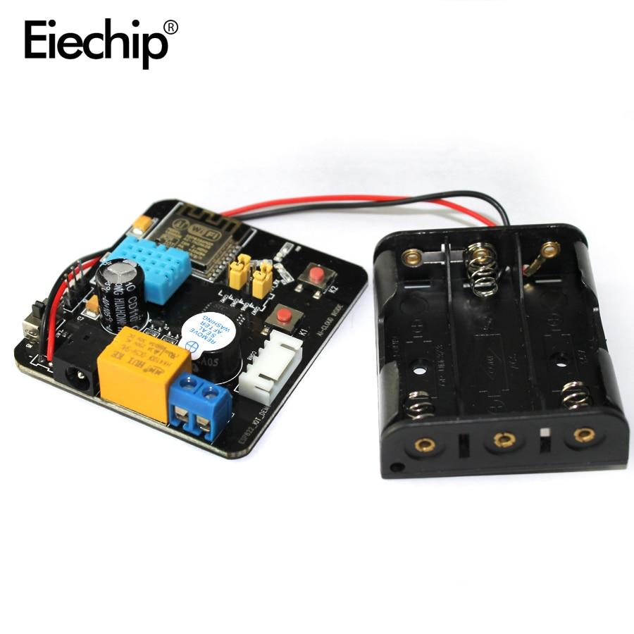Free shipping 1pcs ESP8266 Test Board Black Board T5 ESP-13 ESP13 ESP 13 for Arduino 802.11b MCU 2x ink cartridge kodak 30 30xl for printer esp c310 esp c315 esp office 2150 esp office 2170 hero 3 1 hero 5 1