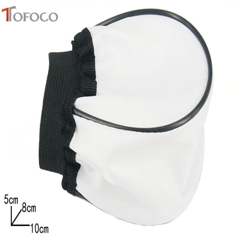 TOFOCO prenosni univerzalni plašč mehko bliskavico, mehka - Kamera in foto - Fotografija 3