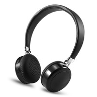 JOEAIS סטריאו Bluetooth אלחוטי אוזניות על אוזן אוזניות ערוץ כפול צליל Hi-Fi אוזניות בשימוש עבור iPhone/iPod סמסונג