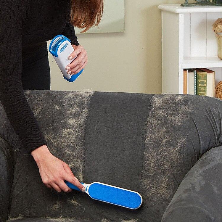 Combs Dog Cat Furmins Dust Brush Clean Brush Cloth Dust Pet Brushes  Furmins Carpet Sofa Clothe Drop Hair Combs Dog Cat Furmins