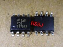 50pcs/lot FDS6679AZ SOP8 FDS6679 SOP 6679AZ 50pcs lot tl494cdr tl494c tl494 sop 16