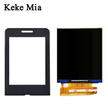 Keke Mia The original copy you need For Philips E168 CTE168 LCD Touch Screen Digitizer Replacement Or front glass lenses