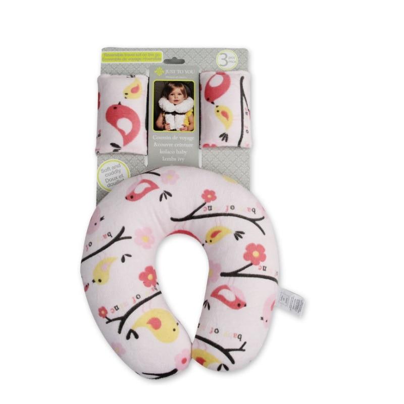 Baby pillow newborn benbat car seat safety support infant cushionbaby bedding kid u shape travel toys