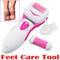 Feet Care Tool Epilator Skin Foot beauty cleaner massage Dead Removal Electric Exfoliator Heel Cuticles Remover Pedicure shaver