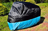 Motorcycle Cover Waterproof Outdoor Uv Protector Bike Rain Dustproof Motor Cover For 2010 Yamaha Grizzly 700